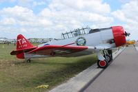 N3238G @ LAL - SNJ-6 Texan at Sun N Fun