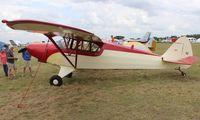 N3260M @ LAL - Piper PA-12 at Sun N Fun