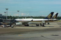 9V-SSA @ WSSS - At Changi - by Micha Lueck