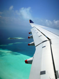 9V-SSA - Approach to Malé - by Micha Lueck