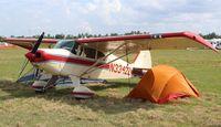 N3342Z @ LAL - Piper PA-22 Tripacer at Sun N Fun