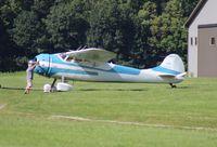 N3499V @ 3TE - Cessna 190