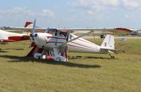N3530G @ LAL - Luscombe Silvaire 8F