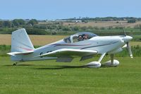 G-CDME @ X3CX - Just landed at Northrepps. - by Graham Reeve