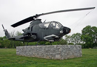 67-15663 - This helicopter is part of the outdoor display area of the United States Army Heritage Center Museum, Carlisle, PA. - by Daniel L. Berek
