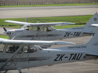 ZK-TAV @ NZAR - last of these for today!! - by magnaman