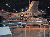 49-2498 @ DWF - Korean War veteran on display at the National Museum of the US Air Force - by Daniel L. Berek