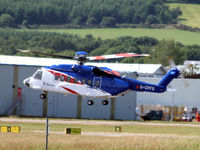 G-CHYG @ EGPD - Aberdeen action - by Clive Pattle