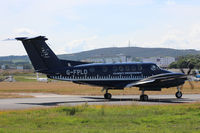 G-FPLD @ EGPD - Taxi for departure at Aberdeen - by Clive Pattle