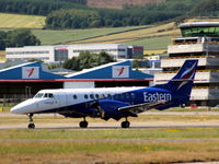 G-MAJL @ EGPD - Eastern Airways Jetstream at Aberdeen - by Clive Pattle