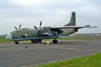 52 09 @ EDBG - Antonov An-26SM [114-02] Berlin-Gatow~D 15/05/2004