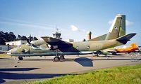 52 09 @ EDBG - Antonov An-26SM [114-02] Berlin-Gatow~D 20/05/1998