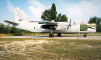 406 @ LHTL - Antonov An-26 [34-06] (Hungarian Air Force) Tokol~HA 16/06/1996