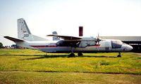 203 @ LHSN - Antonov An-26 [22-03] Szolnok~HA 17/06/1996 - by Ray Barber
