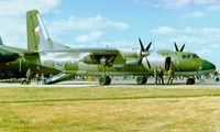 2409 @ EGVA - Antonov AN-26 [124-09] (Czech Air Force) RAF Fairford~G 22/07/1995 - by Ray Barber