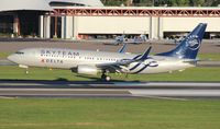 N3755D @ TPA - Delta 737-800 Skyteam livery