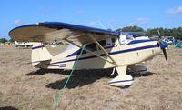 N3762P @ LAL - Piper PA-22