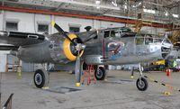 N3774 @ YIP - B-25 Yankee Warrior