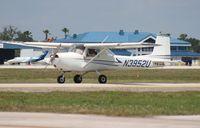 N3952U @ LAL - Cessna 150 at Sun N Fun