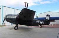 N3969A @ TIX - TBM-3E at Valiant Air Command