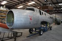 N4000B @ FA08 - B-23 restoration project at Fantasy of Flight