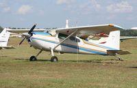 N4013 @ LAL - Cessna 180J at Sun N Fun