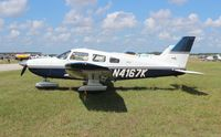 N4167K @ LAL - Piper PA-28-181 at Sun N Fun