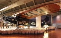 N4204 - Fokker F-VII Trimotor at Henry Ford Museum - by Florida Metal