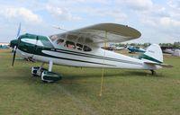 N4401C @ LAL - Cessna 195A at Sun N Fun