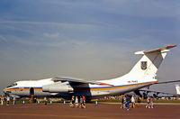 UR-76413 @ EGVA - Ilyushin IL-76MD [1013407215] (Ukraine Air Force) RAF Fairford~G 19/07/1997