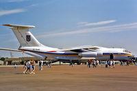 UR-76415 @ EGVA - Ilyushin IL-76 [0083481440] (Ukraine Air Force) RAF Fairford~G 19/07/1997
