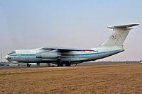 UR-76628 @ FAJS - Ilyushin IL-76TD [0053458741] (East Line) Johannesburg-International~ZS 09/10/2003