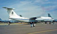 UR-78820 @ EGVA - Ilyushin IL-76MD [0093496907] (Ukraine Air Force) RAF Fairford~G 21/07/1996