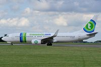 F-GZHC @ EGSH - Leaving following maintenance. - by keithnewsome