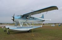 N450DM @ LAL - DHC-s Beaver on floats at Sun N Fun 2013