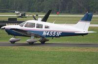 N4551F @ LAL - Piper PA-28-181 Archer at Sun N Fun