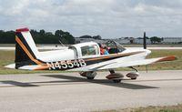 N4554B @ LAL - Grumman AA-5B Tiger at Sun N Fun