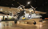 N4583B @ FFO - PBY-5A at the Museum of the United States Air Force