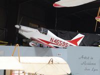 N4695S @ LAL - Falcon F-1 at Sun N Fun Museum