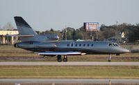 N5107 @ ORL - Falcon 50