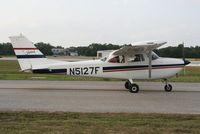 N5127F @ LAL - Cessna 172F at Sun N Fun