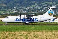 6V-AFW @ FMEE - Takeoff rwy 12 - by Mickael Payet