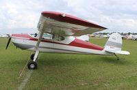 N5317C @ LAL - Cessna 140A at Sun N fun