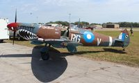 N5410 @ LAL - 3/4 scale Spitfire