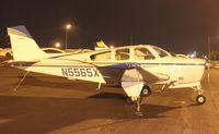 N5565X @ LAL - Beech F33A