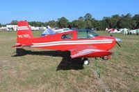 N5787L @ LAL - American AA-1 Yankee