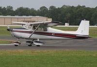 N5811A @ LAL - Cessna 172 at Sun N Fun