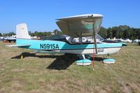 N5915A @ LAL - Cessna 172 at Sun N Fun - parked in the vintage aircraft show area where there are a lot of people with cameras around. - by Florida Metal