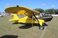 N5949H @ LAL - Piper PA-16 at Sun N Fun
