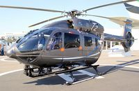 D-HADW @ EDDB - A very polished EC145T2 in the static display at ILA 2014 - by G TRUMAN
